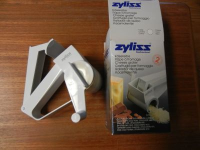 Zyliss cheese grater