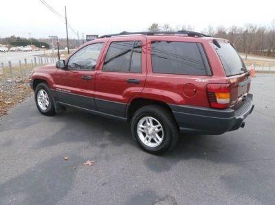 2003 Jeep Grand Cherokee Laredo 4dr 4WD SUV