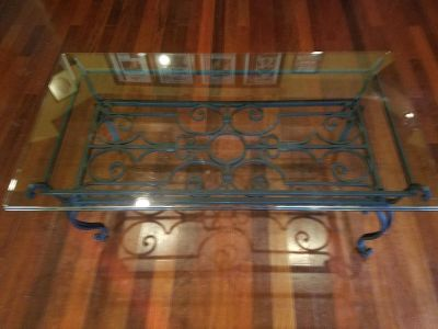 Bombay Coffee Table