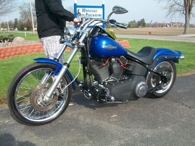 2007 Harley Davidson Night-Train Limited Color only 3k miles-WOW!