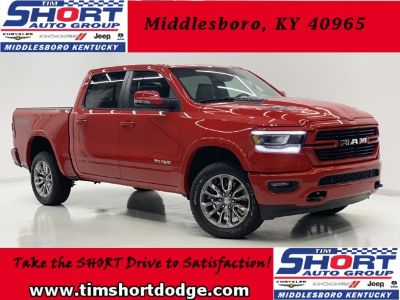 2019 RAM 1500 (Flame Red Clearcoat)