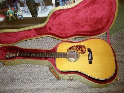 Blueridge Acoustic Guitar