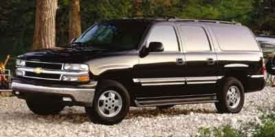 2004 Chevrolet Suburban 1500 LS (Dark Blue Metallic)