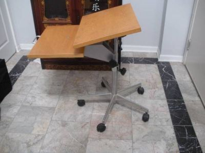 Computer Desk/Chair, All in one