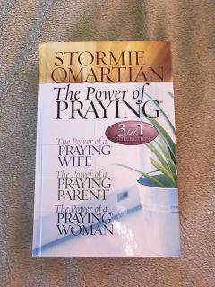 The power of praying... by Stormie Omartian