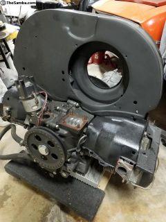VW 2332 Motor