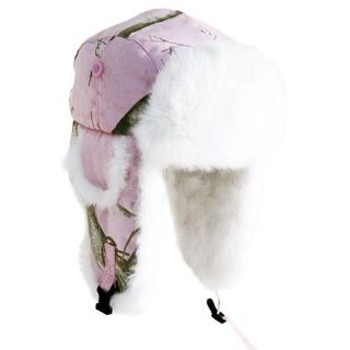 Purchase Yukon Alaskan Hat Realtree Ap Pink Small/Med motorcycle in Bangor, Maine, United States, for US $31.49