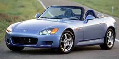 2002 Honda S2000 Base (Suzuka Blue Metallic)