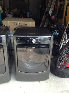 Used Maytag front loading washer