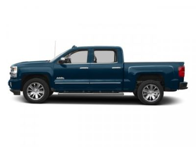 2018 Chevrolet Silverado 1500 High Country (Deep Ocean Blue Metallic)