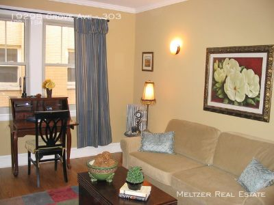 Beautiful, Condo Quality 1 Bed in Superb Berwyn Location - Heat Included! AVAIL 9/1