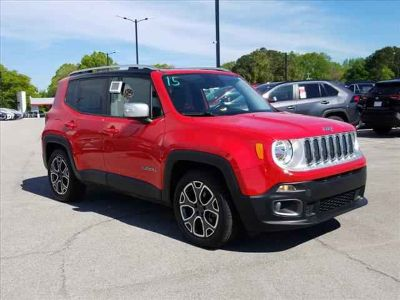 Used 2015 Jeep Renegade FWD 4dr