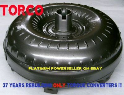 Buy Allison AT540 AT545 HD Torque Converter 540 545 with 1 year warranty motorcycle in Los Angeles, California, United States, for US $165.00