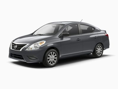 2017 Nissan Versa 1.6 S Plus (Brilliant Silver)