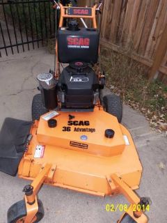 Scag 36in Heavy Duty Lawnmower