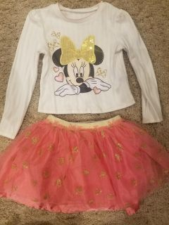 Minnie Mouse 5T