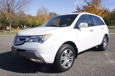 2008 Acura MDX AWD TECHNOLOGY PACKAGE NAVIGATION MOONROOF