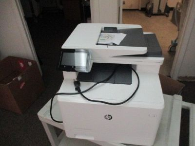 HP LaserJet Pro Printer MFP M477fnw RTR# 8111672-01