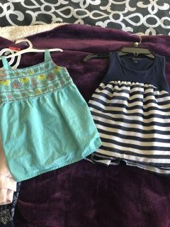 Size 4 tops