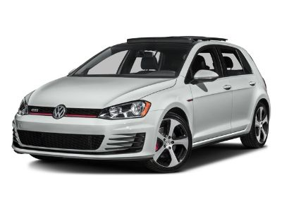 2017 Volkswagen Golf Gti (BLACK)