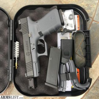 For Sale: Suarez Glock 19