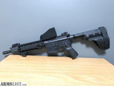 For Sale: Sig - 516 AR Pistol