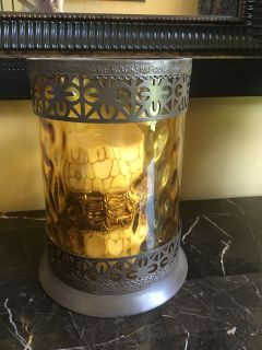 Stunning Home Decor Candle Holder!