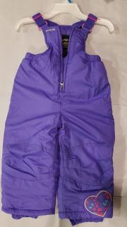 New Pacific Trail Toddler Girls Snow Pants
