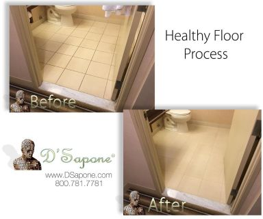 Stone, Tile and Grout Cleaning Service in Alpharetta - Johns Creek, Georgia | D'Sapone
