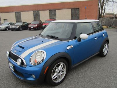 2007 MINI Cooper S (Lighting Blue Metallic)