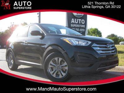 2015 Hyundai Santa Fe Sport Factory Sport Wheels (Black)