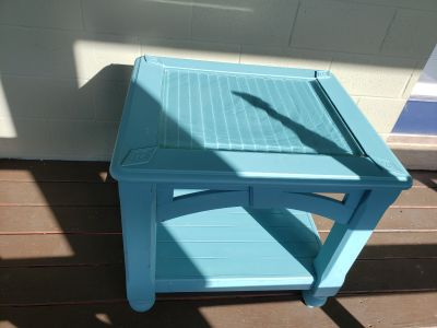 Heavy side table