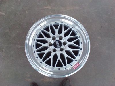 Sell DODGE VIPER Wheel 19x13 REAR BBS 3-PC RACE WHEEL COMP COUPE? motorcycle in Eagle River, Wisconsin, United States, for US $850.00
