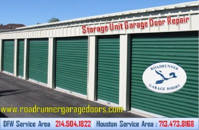 Emergency  Storage Garage Door Repair in Houston, TX | Call Us Now