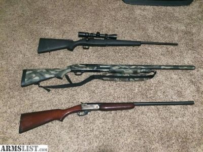 For Sale/Trade: Multiple guns.