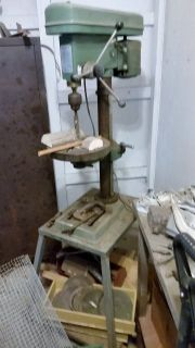 Heavy Duty Craft Drill Press