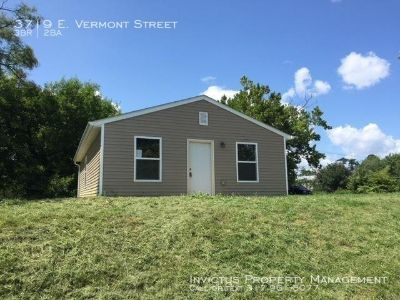 Single-family home Rental - 3719 E. Vermont Street