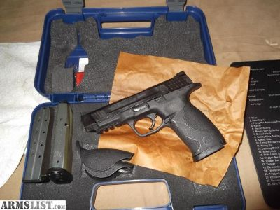 For Sale/Trade: Smith&Wesson M&P 45