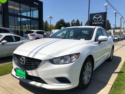 2017 Mazda Mazda6 sport (Snowflake White Pearl)