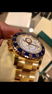 quality gold rolets watch available for sale text via 44330084