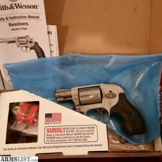 For Sale: Smith Wesson 638