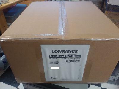 New Lowrance 3G Radar $950 Shipped