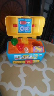 Fisher price, Musical tools box. Need batteries