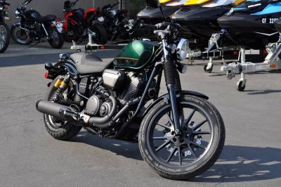 2015 Yamaha Bolt C-Spec Cruiser Motorcycles Elk Grove, CA