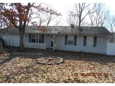 3 Bed 2 Bath Foreclosure Property in Barnhart, MO 63012 - Moss Hills Dr