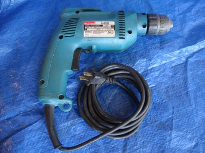 MAKITA 3/8 Electric Drill Model 6408
