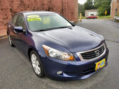 2008 Honda Accord EX-L (Royal Blue Pearl)