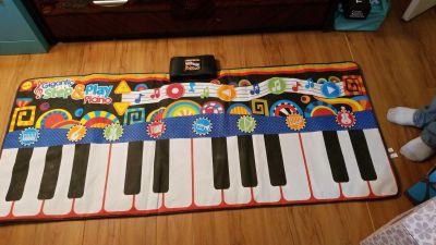 Walk on Piano