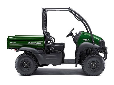 2017 Kawasaki Mule SX 4x4 Side x Side Utility Vehicles Johnson City, TN