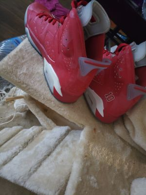 Air jordan dunk man 6s size 9.5
